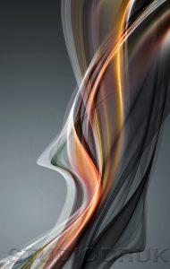panele szklane abstrakcje 061