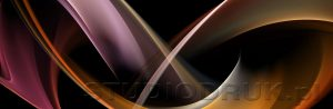 panele szklane abstrakcje 076